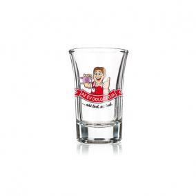 Hobby feles pohár NHX Az év dolgozója… aki tud, az tud. üveg 3cl