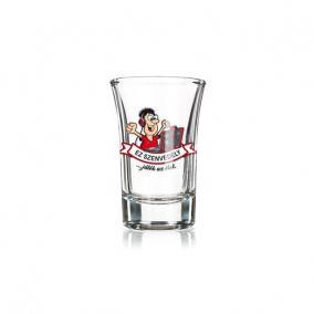 Hobby feles pohár NHX Ez szenvedély… játék az élet. üveg 3cl