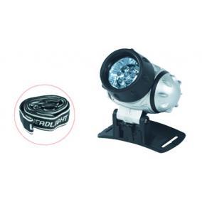 Homloklámpa LED-es (7db LED)