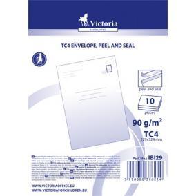 Borítékcsomag, TC4, szilikonos, VICTORIA [10 db]