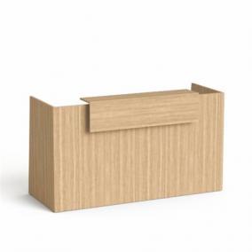 Recepciós asztal, 190x64,5 cm, MAYAH