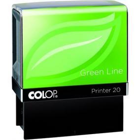 Bélyegző, szó, COLOP Printer IQ 20L Green Line, Kiadva