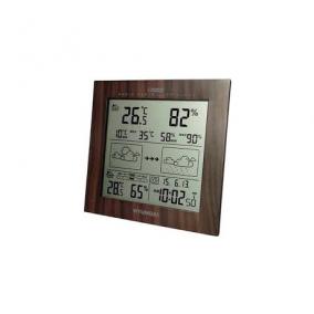 Időjárás állomás - Hyundai, WS2244W BARNA