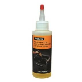 Karbantartó olaj iratmegsemmisítőhöz, 120 ml, FELLOWES