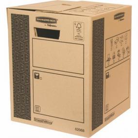 Költöztető doboz, 30x37x30 cm, FELLOWES,