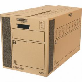 Költöztető doboz, 35x37x66 cm, FELLOWES,