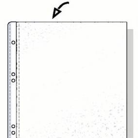 Genotherm, lefűzhető, speciális, A4, 180 mikron, REXEL