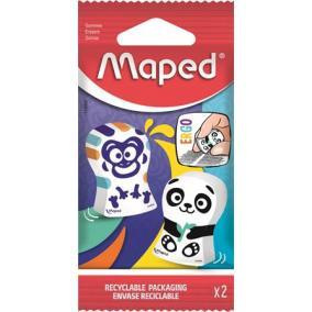 Radír, vegyes minták, MAPED