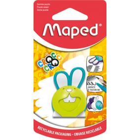 Puzzle radír, MAPED