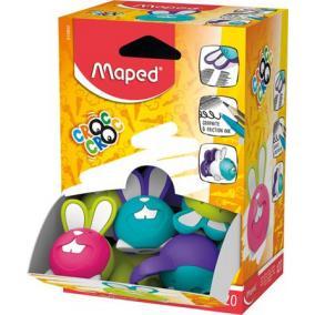 Puzzle radír display, MAPED