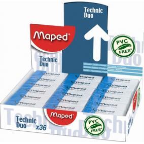 Radír display, kombinált, MAPED