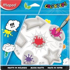 Festékkeverő paletta, műanyag, MAPED