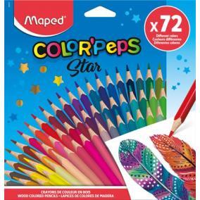 Színes ceruza készlet, MAPED