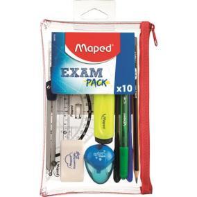 Iskolacsomag, 10 darabos, MAPED