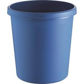 Szemetes, 18 liter, HELIT, kék