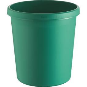 Szemetes, 18 liter, HELIT, zöld