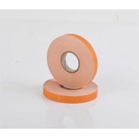 Árazógépszalag, 10x18,6 mm, narancs [16 tek]
