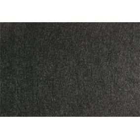 Filc anyag, puha, A4, fekete [10 db]