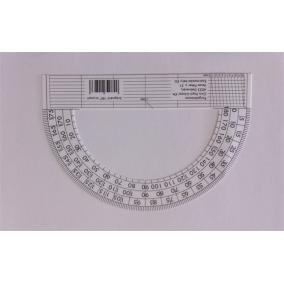 Szögmérő, papír, 180 fokos [100 db]
