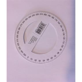 Szögmérő, papír, 360 fokos [100 db]