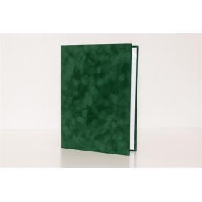 Oklevéltartó, A4, exkluzív, zöld