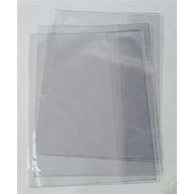 Spirálfüzetborító, A4, PVC, 90 mikronos, víztiszta, VICTORIA [10 db]