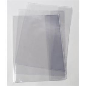 Füzetborító, A4, PVC, 90 mikronos, víztiszta, VICTORIA [10 db]