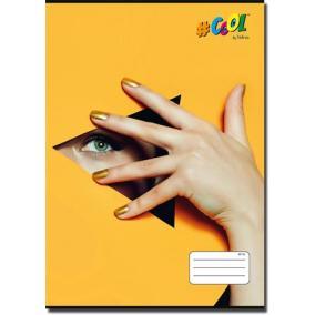 Füzet, tűzött, A4, kockás, 32 lap, COOL BY VICTORIA,