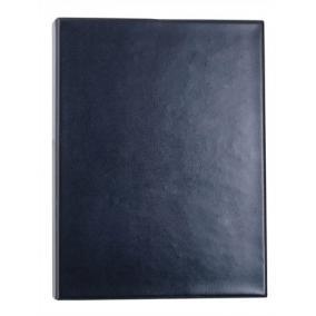 Villámzáras mappa, A4, álló, VICTORIA, fekete