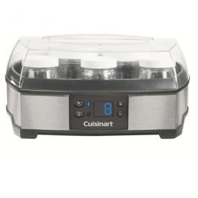 Joghurt és sajtkészítő gép - Cuisinart, YM400E