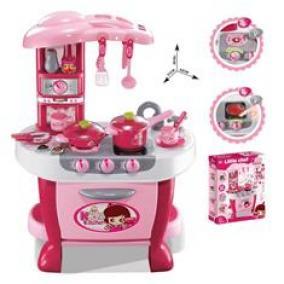 Gyermekkonyha, rózsaszín