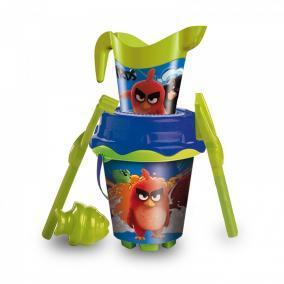 Angry Birds homokozó készlet, locsolókannával