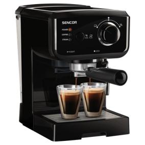 Kávéfőző presszó - Sencor, SES1710BK