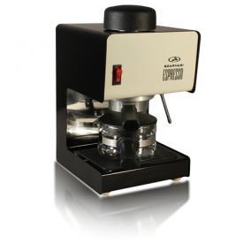 Kávéfőző presszó - Szarvasi, SZV611 krém-fekete