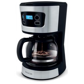 Kávéfőző filteres - Sencor, SCE3700BK