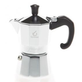 Kávéfőző kotyogós 1 személyes - Forever, 120112