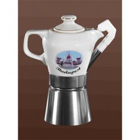 Kávéfőző kotyogós 4 személyes - FATIMA, FATIMA BUDAPEST