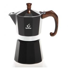 Kávéfőző kotyogós 6 személyes - Forever, 120209