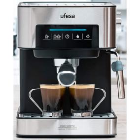 Kávéfőző presszó 20 bar - Ufesa, CE7255