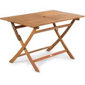 Kerti asztal 120x70cm - Fieldmann, FDZN4011