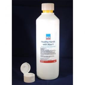 Kézfertőtlenító zselé, alkoholos, 500ml, NCH
