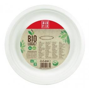 Lapos tányér, 23 cm, ALUFIX,