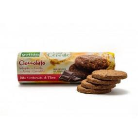 Gabonakeksz, 280 g, GULLON, csokoládés