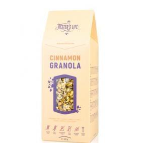 Granola, 320 g, HESTERS LIFE, fahéjas
