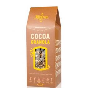 Granola, 320 g, HESTERS LIFE, kakaós