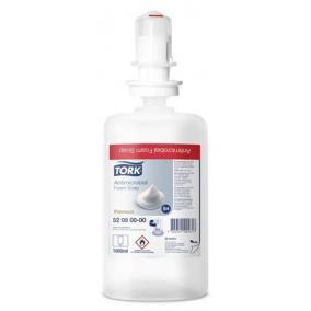 Habszappan, fertőtlenítő, 1 l, kozmetikum, S4 rendszer, TORK, átlátszó