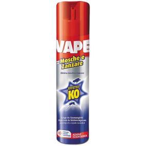 Rovarölő spray, repülő rovarok ellen, 400 ml, VAPE