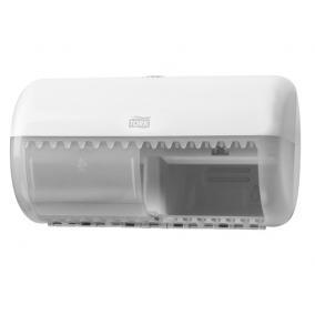 Toalettpapír adagoló, T4 rendszer, TORK, fehér