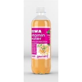 Vitaminital, szénsavmentes, 0,5 l, VIWA