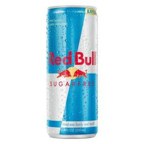 Energiaital, cukormentes, 250 ml, RED BULL [min: 24db]